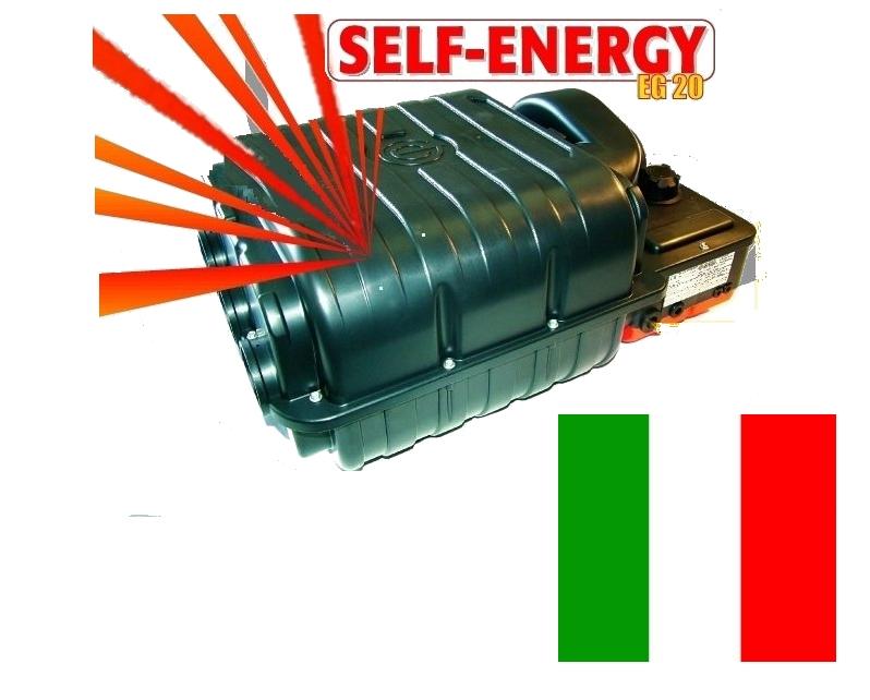 Generatore a gpl per camper