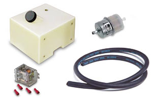 Repair and installation accessories for conditioning units