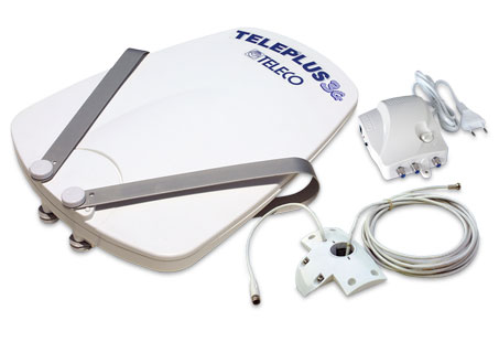 Telecogroup teleco teleplus 3g - Antenne tv caravane ...