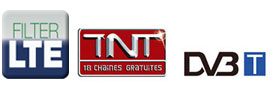 LTE - TNT - DVBT - HDTV