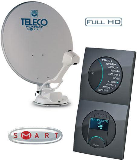 Telecogroup/Teleco - FlatSat Skew Easy SMART