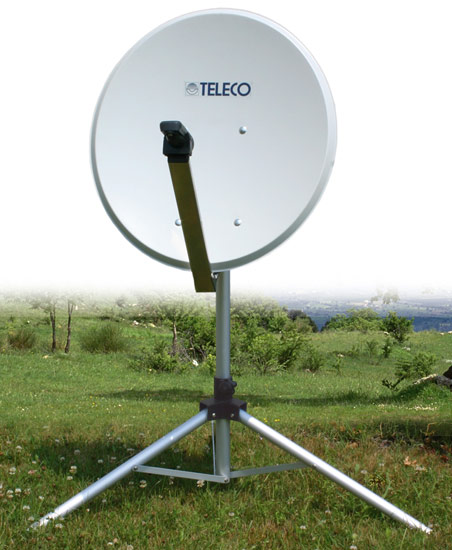 Telecogroup teleco carry sat for Cable passe fenetre pour parabole satellite
